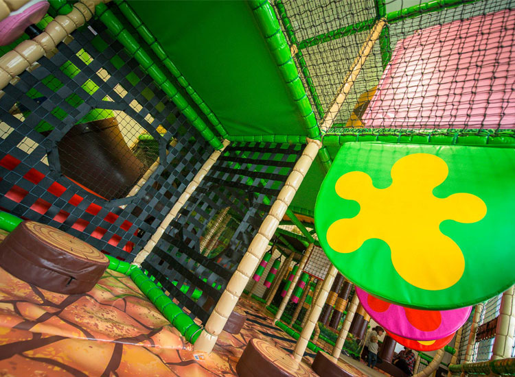 Dino Soft Play